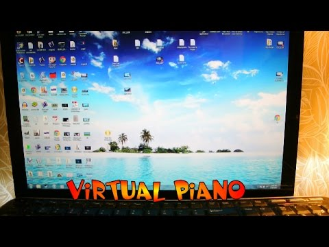 How To Download a Virtual Piano On Your Computer If You Don't Have A Piano