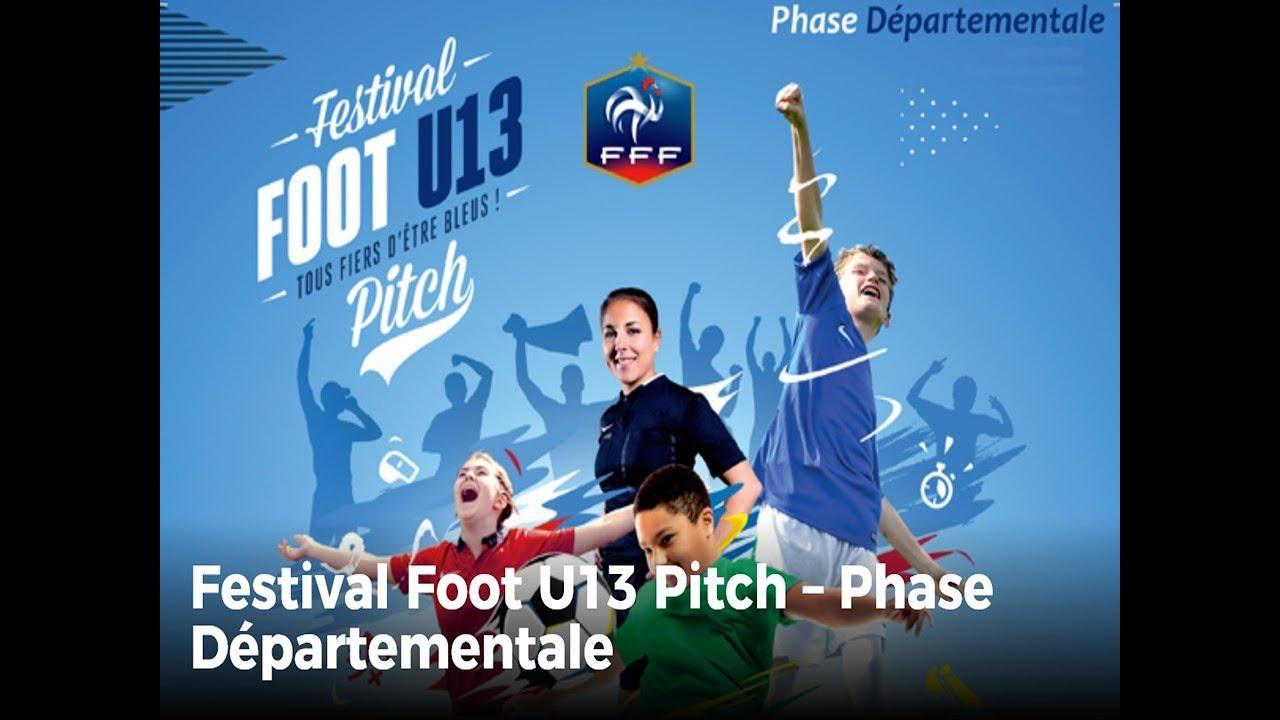 ASSM U13 _ Tour 2 Coupe Pitch U13 _ District de la Loire _ Saint Ferreol le 25-01-20