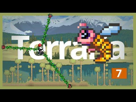 Террария лоза, жало и споры джунглей - Expert Mode  [ Террария прохождение. Terraria 1.3 ]  #7