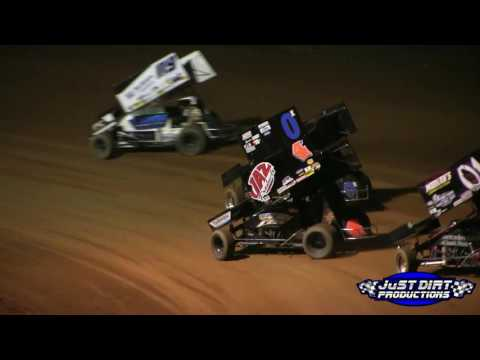 Full ASCS/SOS Feature race at the Southern Raceway in Milton, FL
