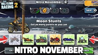 Hill Climb Racing 2 Nitro November New Team Event