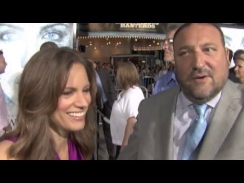 Joel Silver and Susan Downey Interview - Whiteout