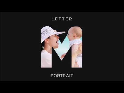 Mother's Day 2019 Special  |  How to Create Letter M Portrait | Photoshop Tutorial | thumbnail