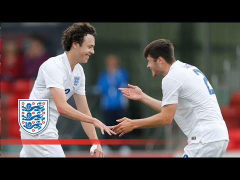 England CP 10-0 USA | Goals & Highlights