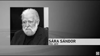 Elhunyt Sára Sándor