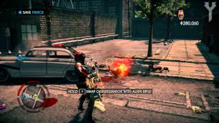 "Saints Row IV - How to grind Weapon kills (for challenges, ""Experimental Tech"" and others)"