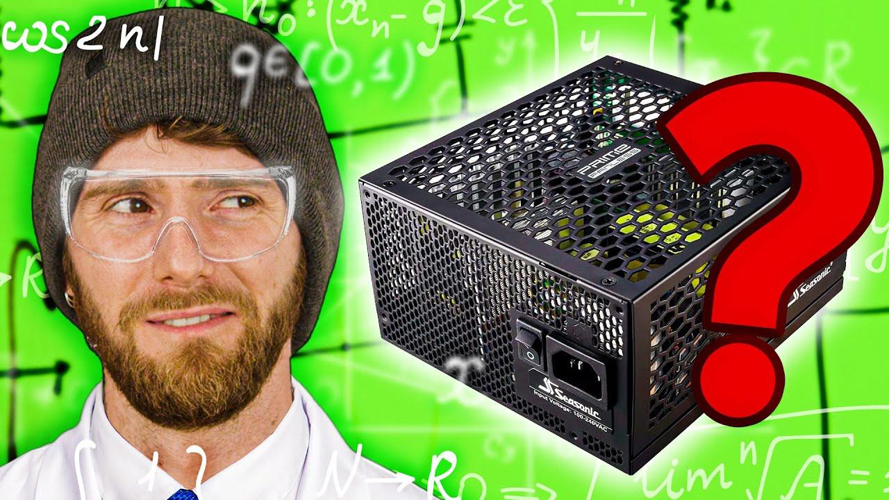 How Power Supplies Work - Turbo Nerd Edition