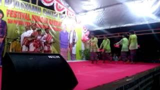Tarian Afoang Kab Kupang NTT