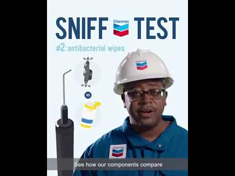 Emissions Sniff Test #2: Antibacterial Wipes