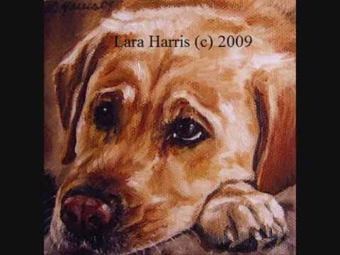Painting a Pup a Day: Daily Dog Paintings by Lara Harris