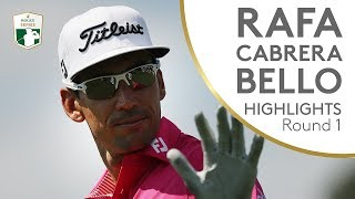 Rafa Cabrera Bello Highlights | Round 1 | 2018 Italian Open