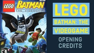 Lego Batman: The Video Game - Let's Play - Introduction