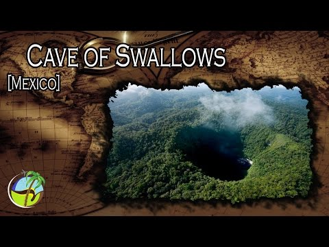 Cave of Swallows, Mexico