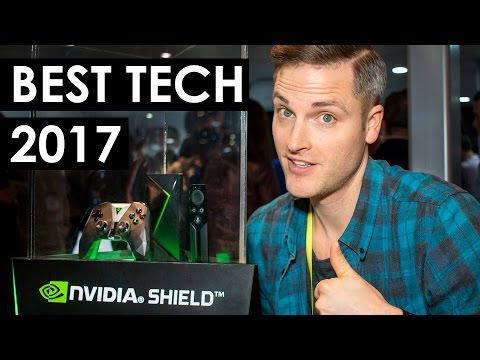 Best New Tech 2017 — NVIDIA SHIELD TV Streaming Media Player