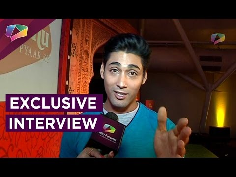 In conversation with Ruslaan Mumtaz about his role in Balika Vadhu