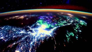 SPACESHIP EARTH - ISS Time Lapse