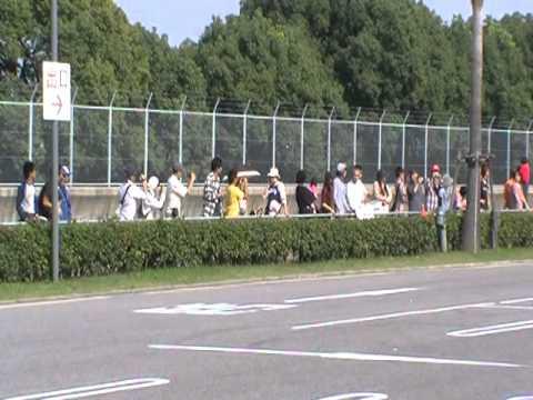 9. October  Hiroshima Motor Festival ( Cosmo Sport )