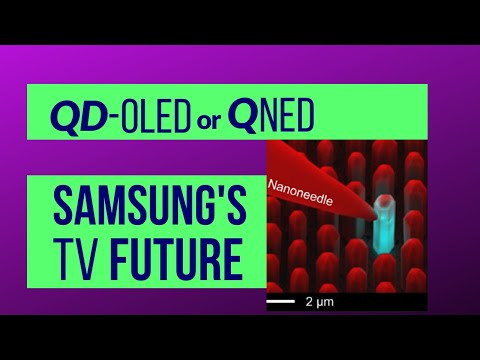 Samsung's Next TV Is QD-OLED Or QNED? (Arriving In 2021)
