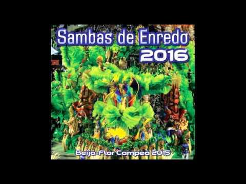 Cd Grupo Especial 2016 - Vila Isabel Oficial