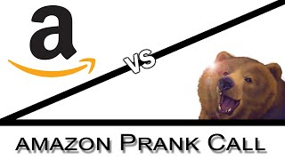 Amazon Strapon Prank Call