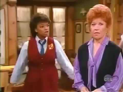 The Facts of Life   S06E15   Working it Out