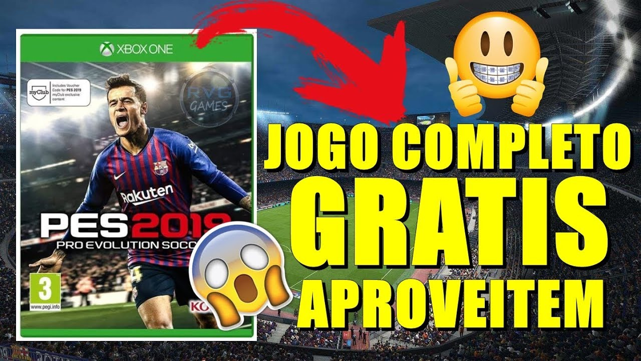 PES 2019 DOWNLOAD FREE GAME FULL