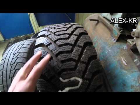 Какие зимние шины лучше выбрать отзывы тунга