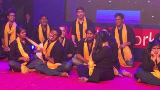 Nukkad natak on Child Rights and Abuse by Eklavya Dramatic Society (ISOMES)