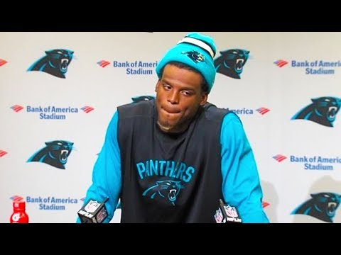 Cam Newton Makes Sexist Remark To Female Reporter (VIDEO)