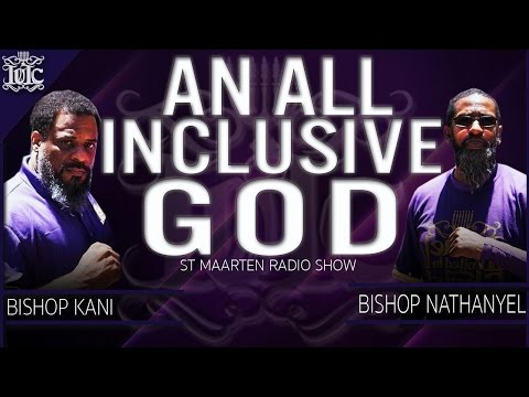 The Israelites: Voice of St.Maarten Simulcast on TV and Radio Discussing An All Inclusive God