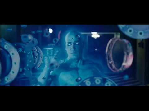 Watchmen: Dr. Manhattan Scene #1