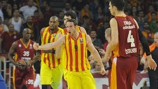 Nightly Notable: FC Barcelona is the first team to reach the Final Four!