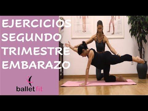 👉🏻 ¡Prepara Tus Caderas. Embarazo Segundo Trimestre! #Balletfit