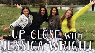 THE DREAM CATCHERS Season 1 Episode 8 - Up Close with Jessica Wright