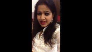 Aaj dil pe koi zor chalta nahi - Raina Lahiri Selfie Song