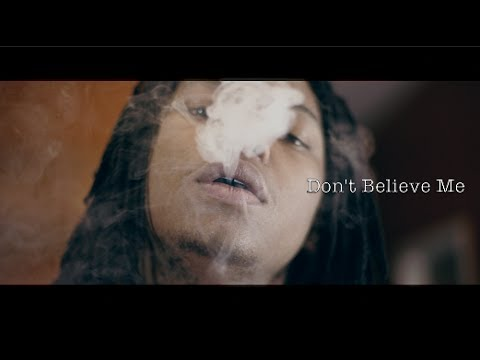SD - Don't Believe Me (Official Video) S By @AZaeProduction