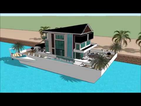 Yacht dream Antibes Yacht show 2018 Villefranche sur Mer   Houseboat design 2018  Superyachts and Me