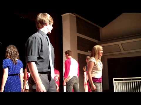The Fine Arts Academy at Woodland High School (Rehearsal)