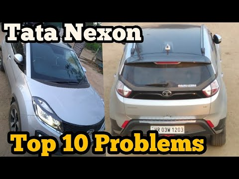 Problems In Tata Nexon | Customer Review