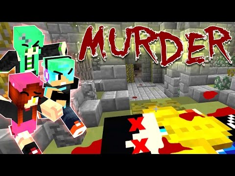 MURDER!!! - You are THE MURDERER!!!! with Gamer Chad - DOLLASTIC PLAYS!