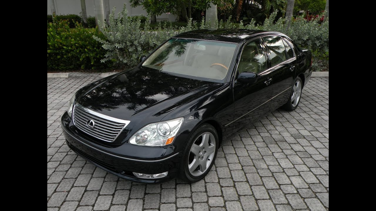 2005 lexus ls 430 430 fort myers florida for sale in fort youtube. Black Bedroom Furniture Sets. Home Design Ideas