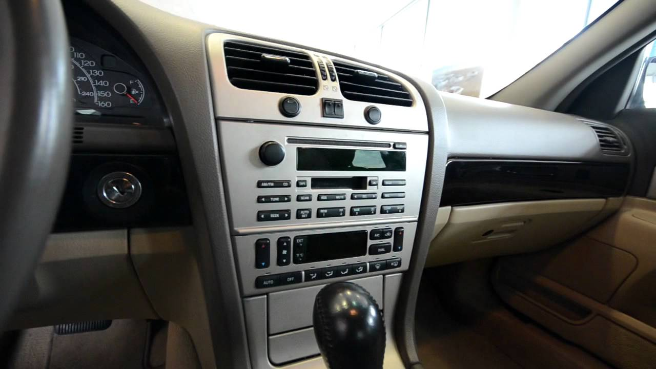 2005 Lincoln LS V6 Luxury (stk# 29666A ) for sale at Trend Motors Used Car Center in Rockaway ...