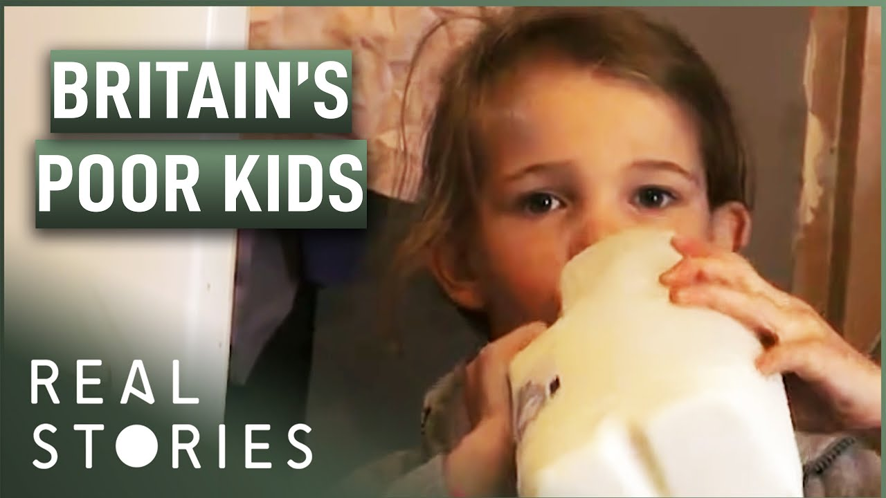 Poor Kids: Life on the Breadline (Child Poverty Documentary) | Real Stories