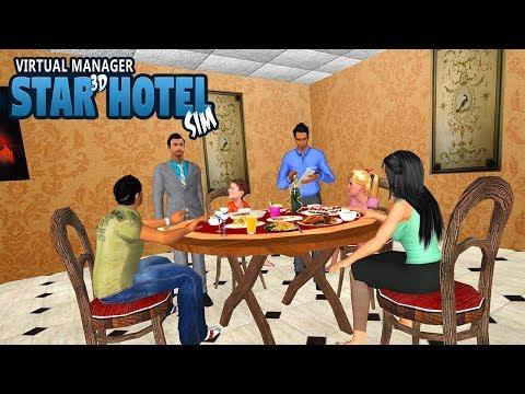 Virtual Manager Star 3D Hotel Sim