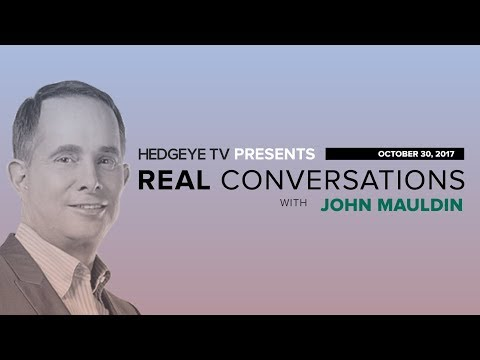 Crisis On The Horizon? An Exclusive Conversation with John Mauldin