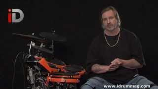 Pete Lockett - Indian rhythms for drumset - Lesson 002