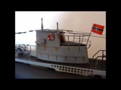 German Submarine Robbe U-47
