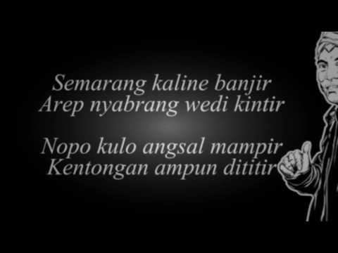 DIDI KEMPOT NUNUT NGEYUP - LAGU INDONESIA
