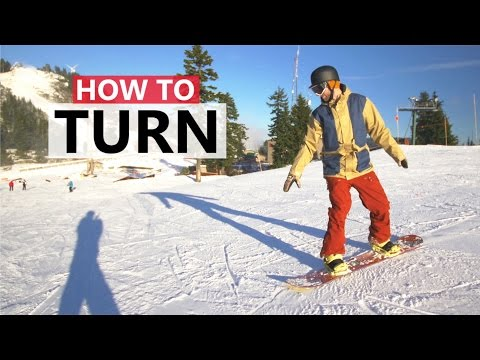 Get How to Turn on a Snowboard - How to Snowboard Snapshots