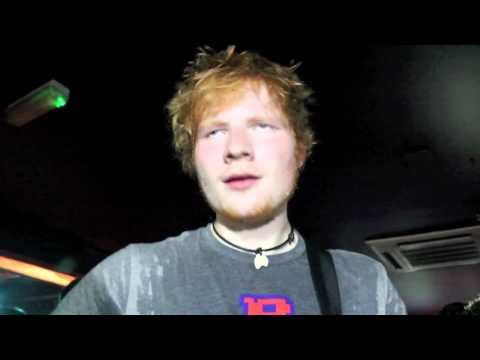 Ed Sheeran - Skinny Love (Birdy's Bon Iver cover).mov